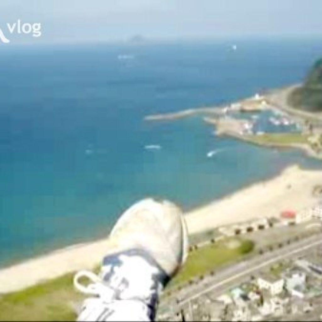 Paragliding- 飛行傘