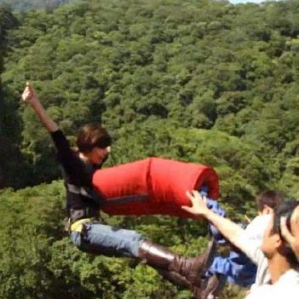 Bungy Jumping- 高空彈跳
