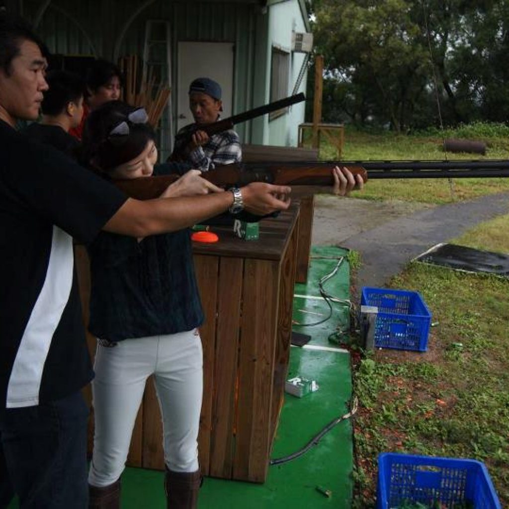 Skeet Shooting – 飛靶射擊