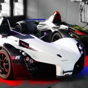 Launch / Bac Mono // F1 car117 people interested · 27 going