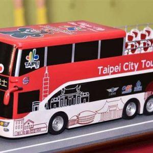 北市雙層觀光巴士啟航 小年夜前「兩人同行一人免費」   玩樂   三立新聞網 SETN.COM