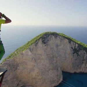 Wow~~ oh mymy !Living life on the edge...one day at a time! ...