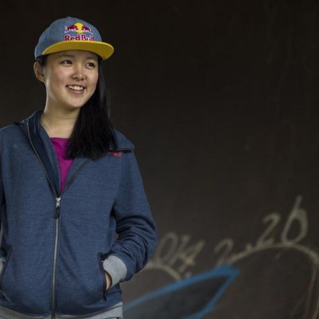 RED BULL athletes-rollerskating-「風速女王」王佳葳重新出擊!