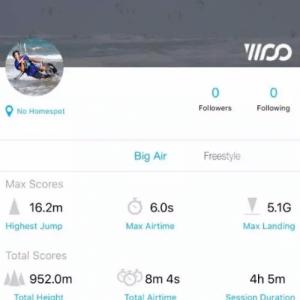 中國選手刷新風箏衝浪跳高亞洲紀錄 - 臺灣新浪網