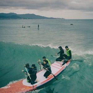 Community event / SUPFanatic 板友們一起來龍舟衝浪吧!上午的象鼻岩活動後,下午我們可以在金山...