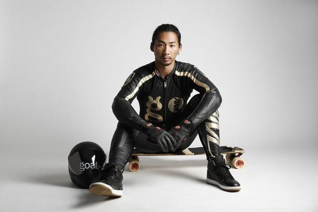1496732548 709 真男人的Mind Game 下坡滑板選手張譽敬專訪 GQ Taiwan