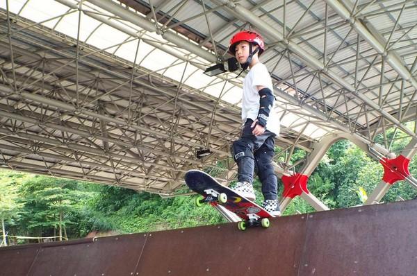 極限運動育樂營培育東京奧運滑板選手 – ETNEWS