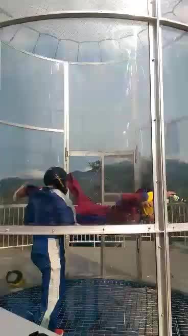 Community Video / Body Flight @高雄市今天的飛行影片