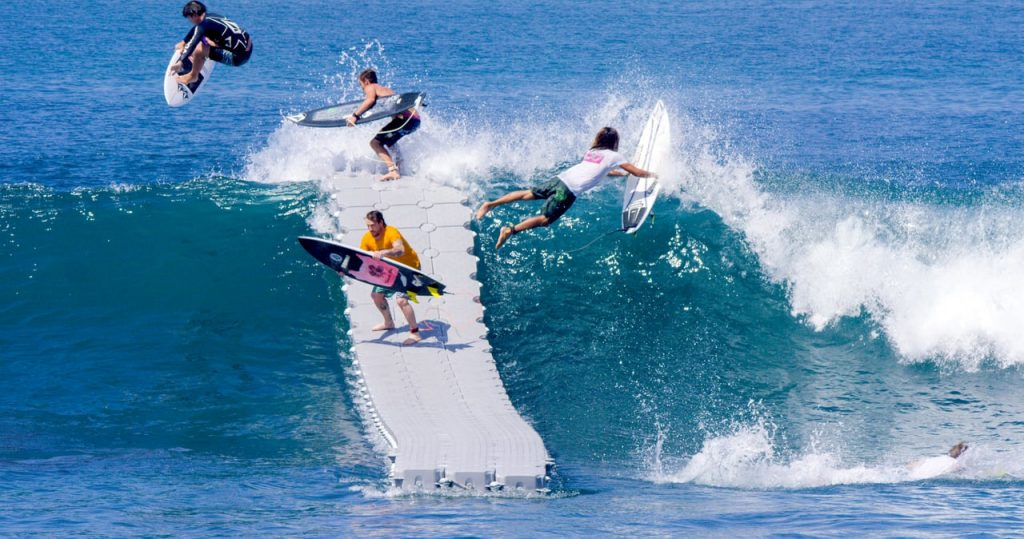 """Video/ surf / well.  This is coolThis is """"The Dock"""" by STAB …"""