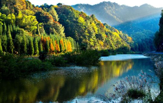 江津四面山舉行極限挑戰賽打造原生態體育旅遊體驗 – 臺灣新浪網