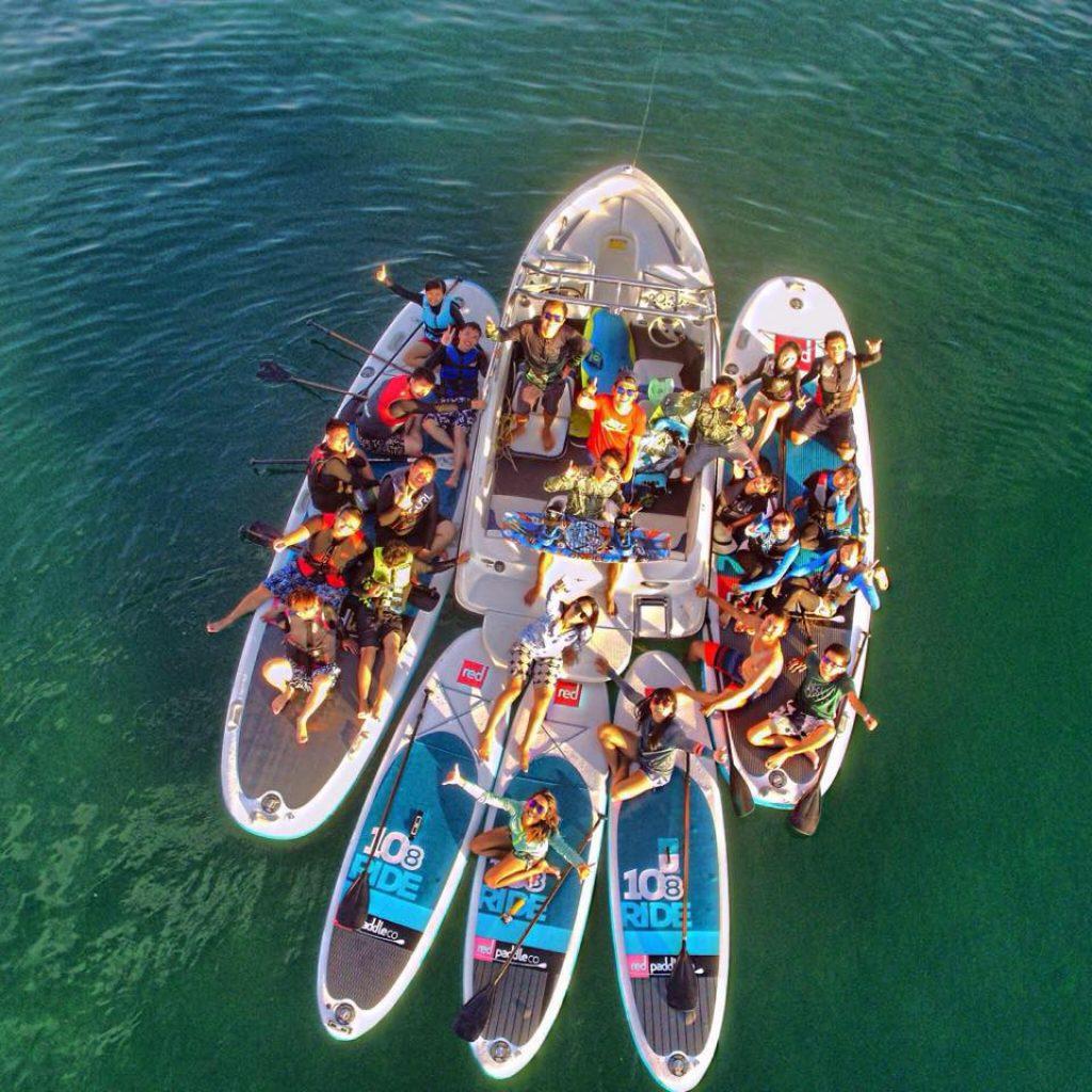 澎湖-波賽頓海洋運動俱樂部 滑水場