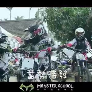 community Video/ Kids Dirt Bike school at Taiwan怪物兒童越野車 宣傳短片…