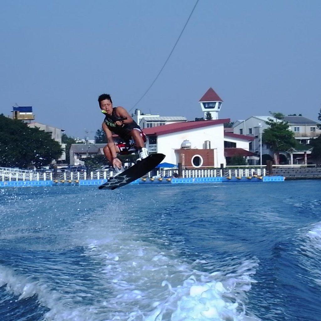 滑水場 台南市 水手俱樂部