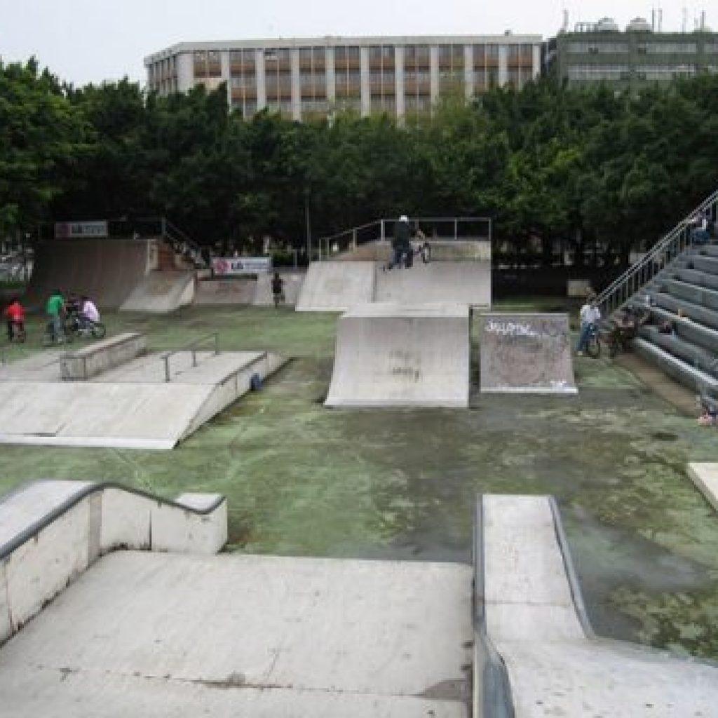 台北中山極限運動場 NATIONAL xGAME Field-Zhongshan, Taipei
