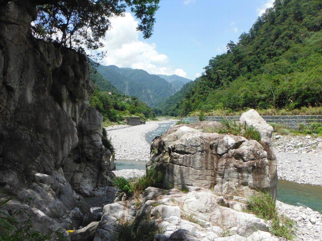 攀岩天然岩場-台中-麗陽岩場