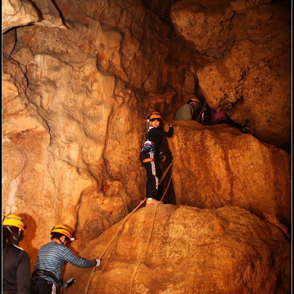 攀岩 天然岩場 高雄 |猴洞岩場