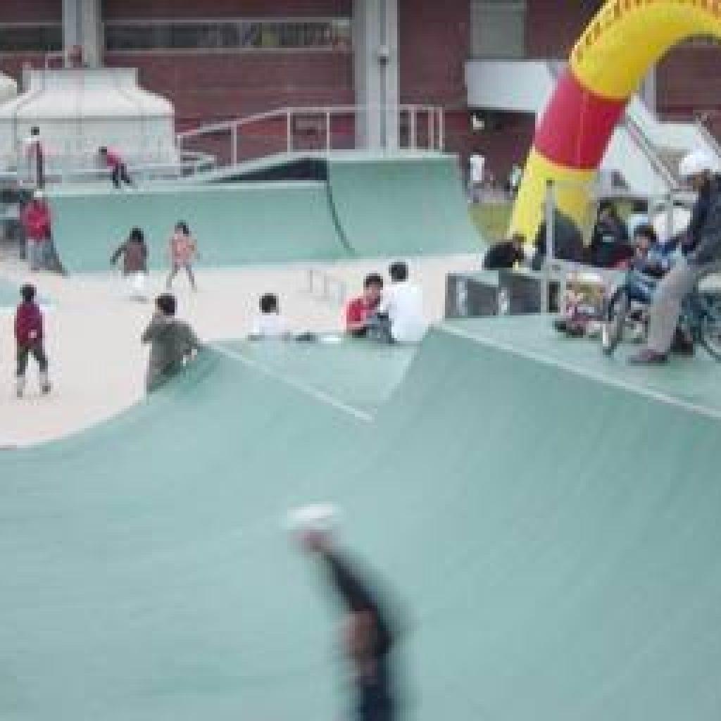 臺東極限運動場 NATIONAL xGAME FIELD-Taitung
