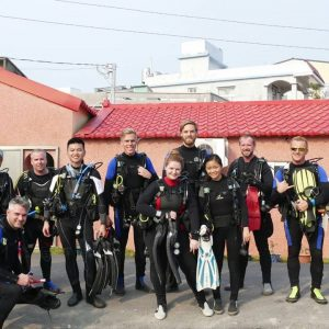 Workshop / #Diving/10.7 @New Taipei City Credit- Scubar - On...