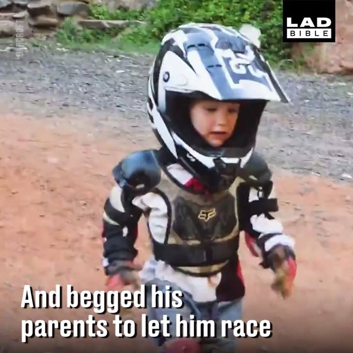 Community Video / 4 yrs-old biker!Credit – Moto7 專業汽機車資訊 …