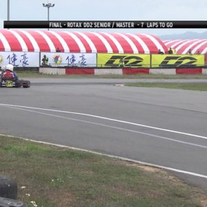 2017 Top Speed TKOC All-Star Karting Challenge Final - ROTAX DD2 Senior / Master (15 laps)  Youtube Link: https://youtu.be/DVxgNWyqgaw