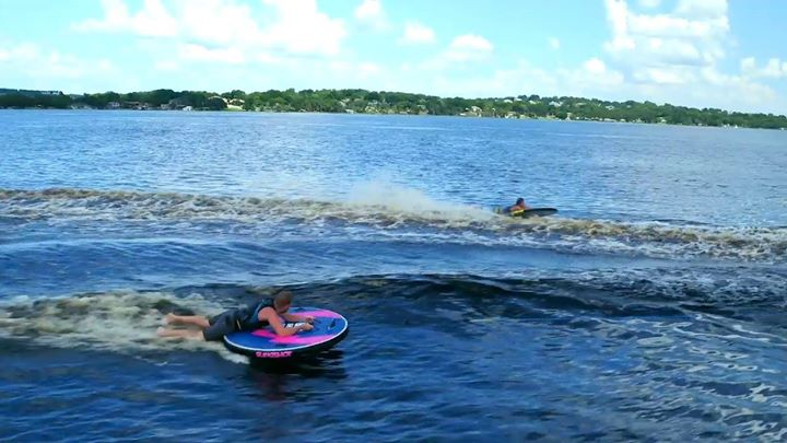 Community video/ wakeboard new toyCredit:  Wakeboarding Ma…