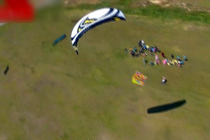 「風箏版」極限運動風向多變挑戰大 – Yahoo奇摩新聞 (新聞發布)