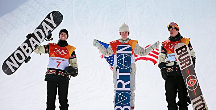 平昌冬奧會17歲少年為美開盤贏得首枚金牌