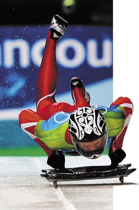 克服恐懼跨界挑戰冰雪極限運動