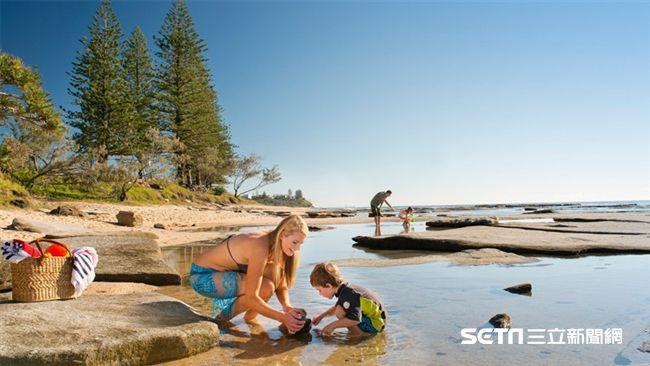 努力健身吧!澳洲陽光海岸的秘境海灘想「裸曬」就去這
