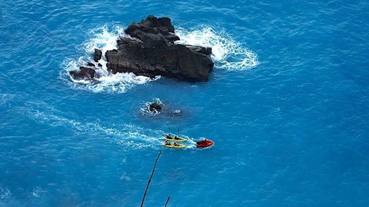 Events /  #kayak / lucky draw   Credit 航海王獨木舟-花蓮清水斷崖、縱谷漂流  W...