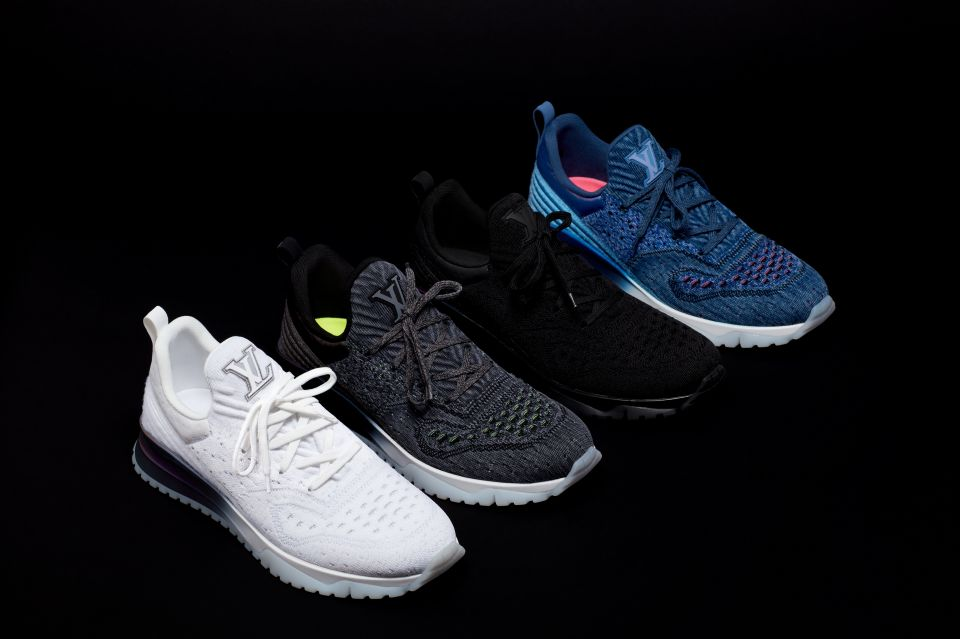 LV全新針織運動鞋、adidas by kolor聯名、Chloé Sonnie 運動鞋」春季最新運動鞋強勢攻心無極限!
