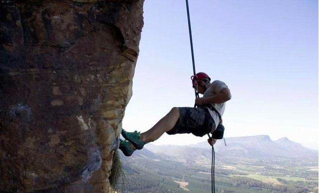 做足這5點-攀岩不傷膝!