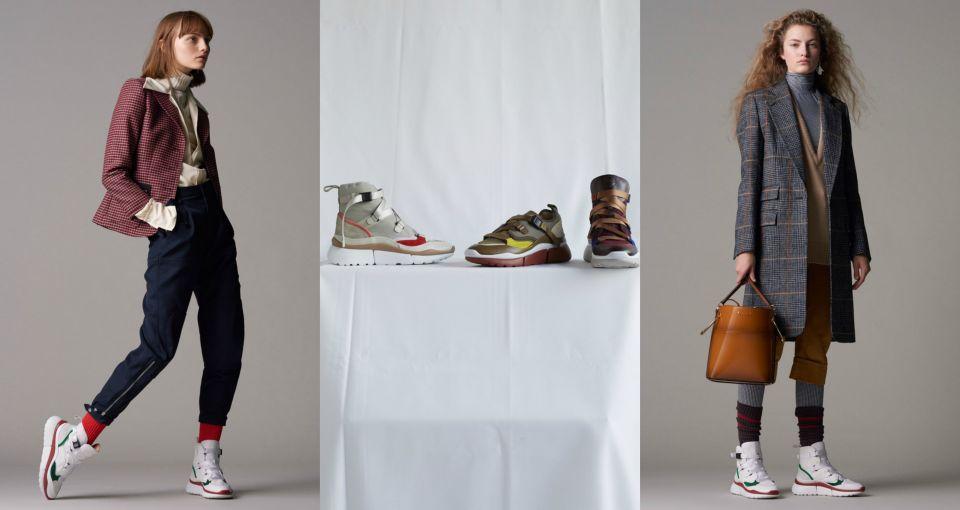 1523442252 756 「LV全新針織運動鞋、adidas by kolor聯名、Chloé Sonnie 運動鞋」春季最新運動鞋強勢攻心無極限!