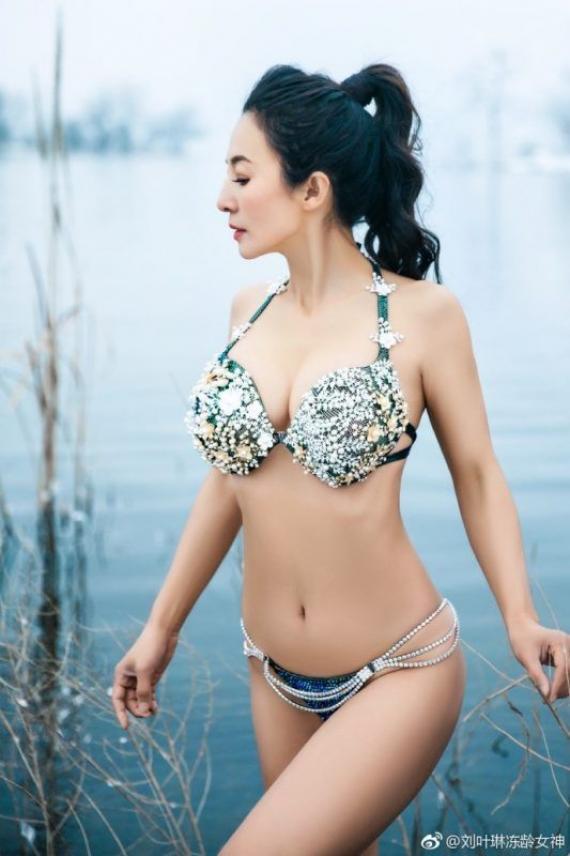 劉葉琳 凍齡