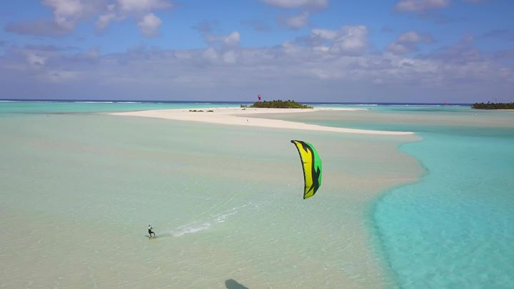 Community Video /  #KiteSurfing / wow ..what a nice ride!   ...