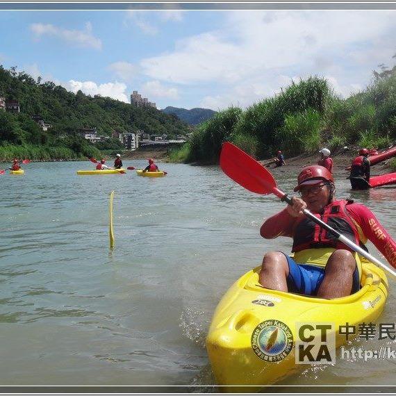 WorkShop/  #Kayak / 5.12-13   Credit : 中華民國獨木舟協會   #Fearless...