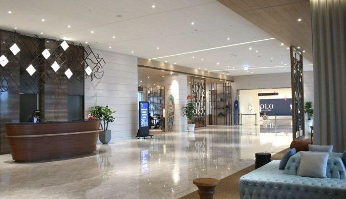 全台最大室內極限運動館澎澄飯店試營運