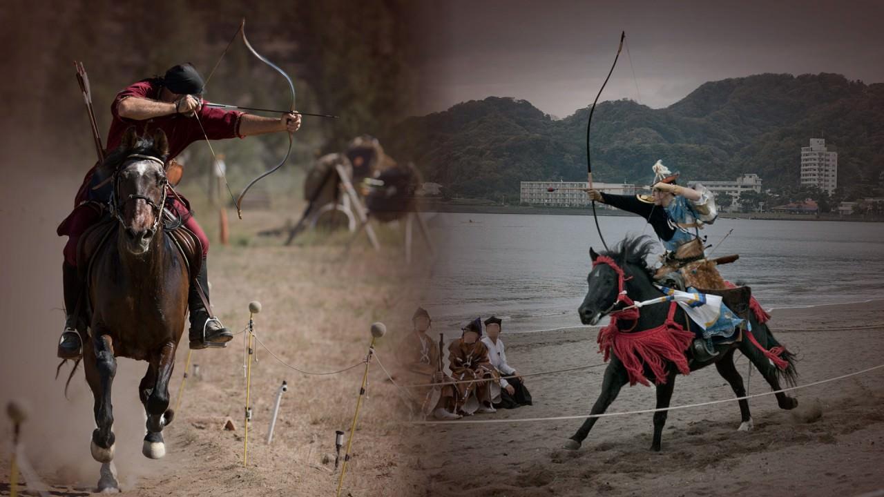 【馬上弓術】世界各地的騎射比賽
