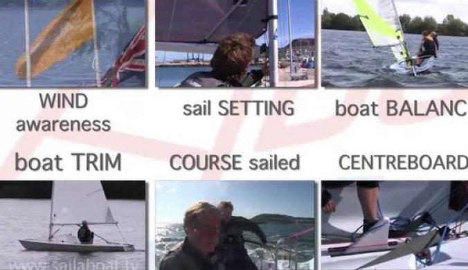 如何駕馭帆船航行