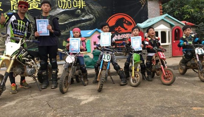 Community Photo/ kids off road!#FearlessIsCool #極限酷佬 w…