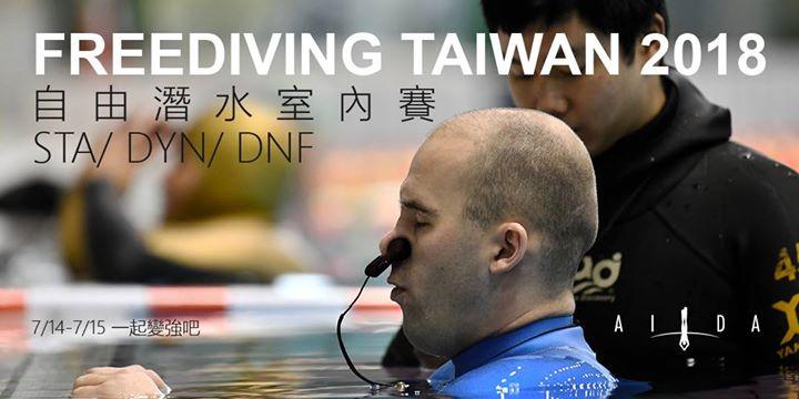 Match /  #FreeDiving Taiwan Champinship at Taipeicredit: 海...