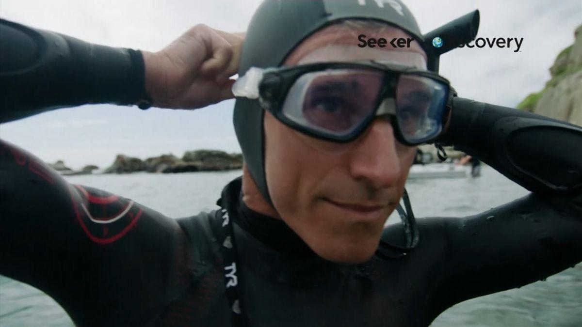 51歲老爹拚了!泳渡9000km太平洋只為替海洋汙染發聲