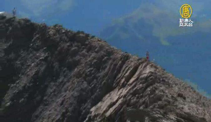 跑向天際!義大利天空馬拉松穿梭山脊線