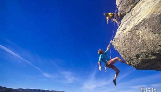 極限玩家用生命挑戰的尾崎八項致敬大自然的力量!