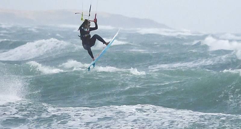 強風巨浪不下水「太對不起自己」