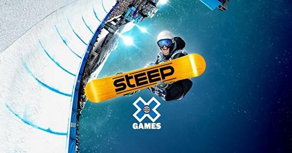 《極限巔峰》資料片「X Games 世界極限運動會」正式登場體驗刺激的冬季極限運動
