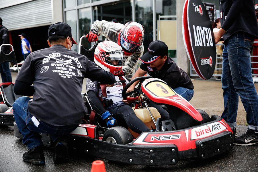台灣極限運動 Karting in Taiwan