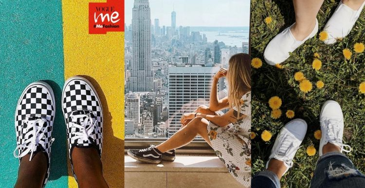 #MeFashion Vans經典不敗!一支網友隨手拍的影片讓Vans再度走紅,取代 Nike成為最受高收入女性喜愛的鞋類品牌! - VOGUE 時尚網