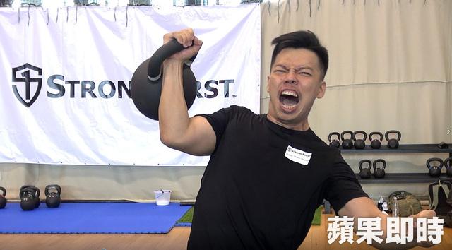 最夯的健身運動壺鈴肌力塑身一次搞定 - 蘋果日報