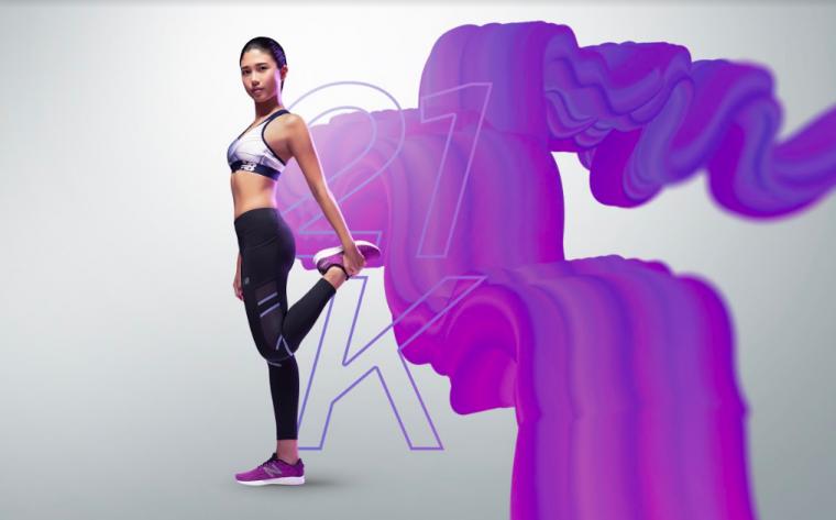 New Balance同步推出輕量跑鞋蜂行者Zante Pursuit。
